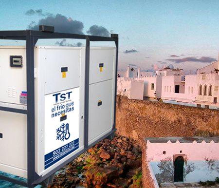 Destination à Tanger